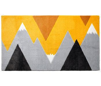 LIFETIME Teppich Mountain Trip Yellow