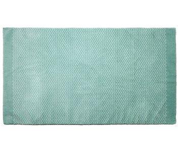 LIFETIME Teppich Zigzag Green