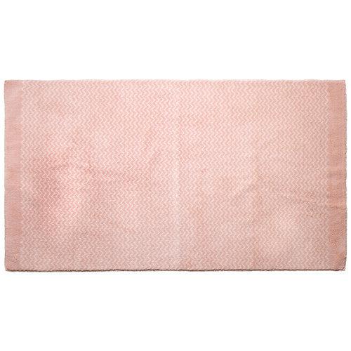LIFETIME Carpet Zigzag Pink 100 x 180 cm