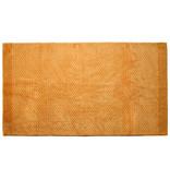 LIFETIME Teppich Zigzag Ocre 100 x 180 cm