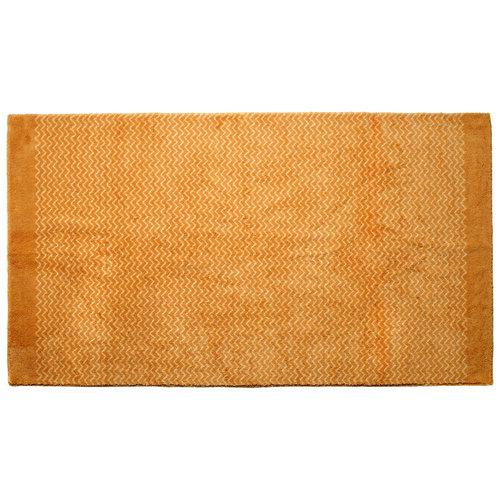 LIFETIME Carpet Zigzag Ocre 100 x 180 cm