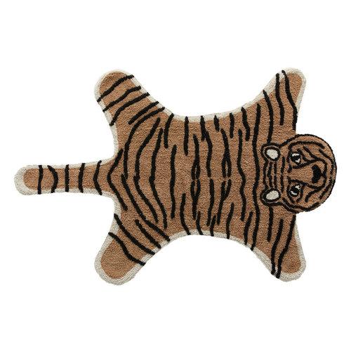 LIFETIME Teppich Wild Life Tiger 100 x 150 cm