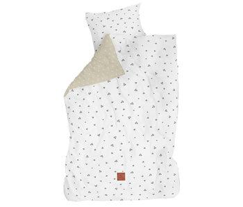 LIFETIME Bed linen Crowns & Diamonds 135 x 200 cm
