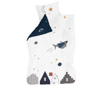LIFETIME Bettwäsche Space Dream 135 x 200 cm