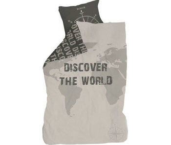 LIFETIME Bed linen Discover The World 135 x 200 cm