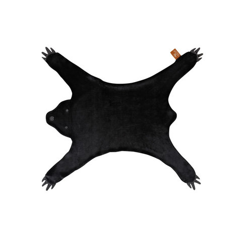 LIFETIME Carpet Black Bear