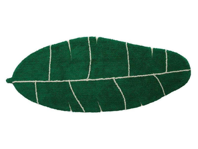 LIFETIME Teppich Wild Life Banana Leaf  80 x 200 cm