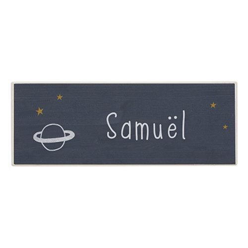 LIFETIME Name badge Space Dream
