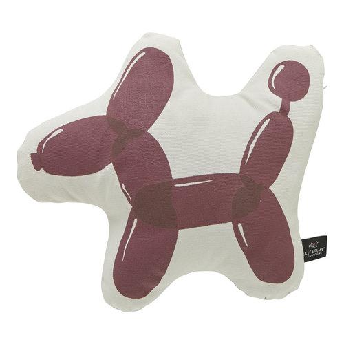 LIFETIME Pillow Balloon Dog