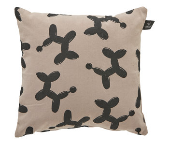 LIFETIME square pillow Dogs