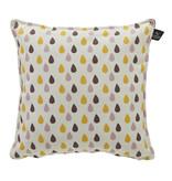 LIFETIME Square pillow Drops 45 x 45 cm