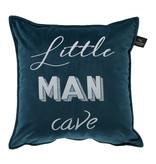 LIFETIME Quadratisches Kissen Man Cave 45 x 45 cm