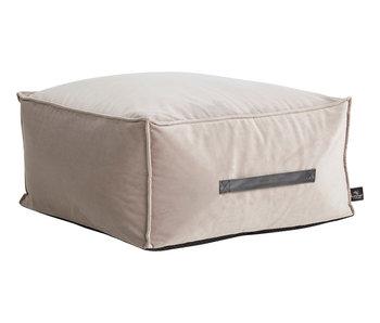 LIFETIME Seat cushion Velours Grey