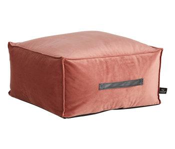 LIFETIME Seat cushion Velours Dark Blush