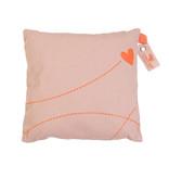 LIFETIME Square pillow Blusch Canvas 45 x 45 cm