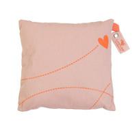 Square pillow Blusch Canvas