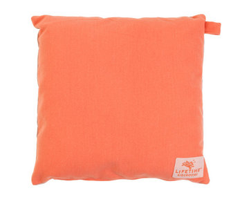 LIFETIME Square pillow Coral Vilt
