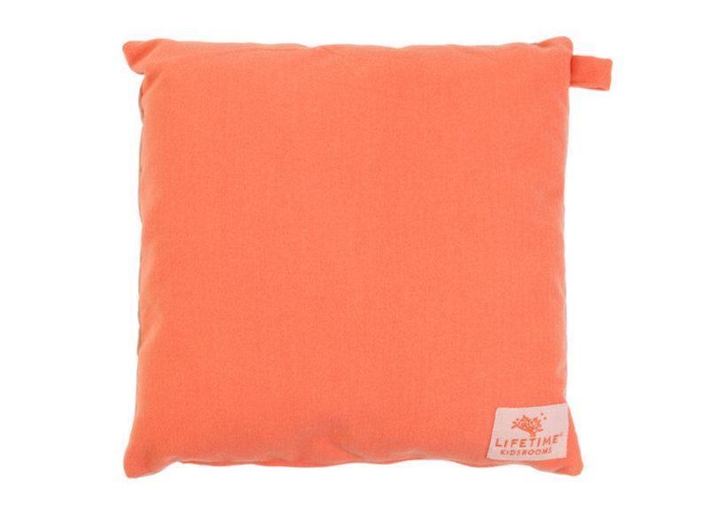 LIFETIME Square pillow Coral Vilt 45 x 45 cm