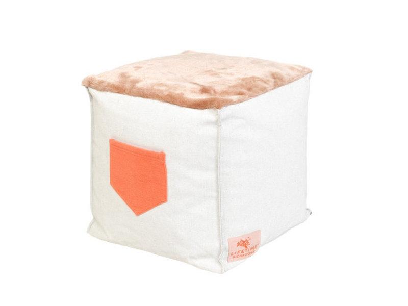 LIFETIME Sitzkissen Sugar Pie 38 x 38 x 38 cm