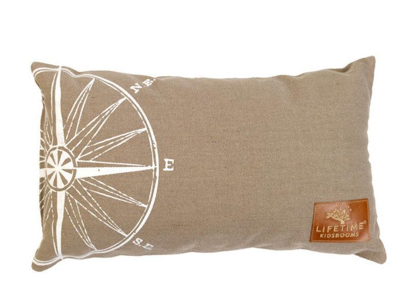 LIFETIME Pillow Naturel 30 x 50 cm