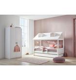 LIFETIME Carpet Soft Pink & Stars 100 x 180 cm
