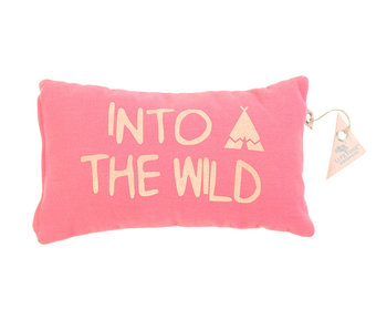 LIFETIME Pillow Wild Child