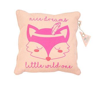 LIFETIME Quadratisches Kissen  Nice Dreams