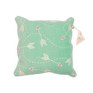 LIFETIME Square pillow Arrow