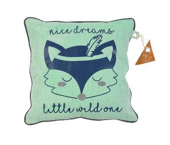 LIFETIME Square pillow Nice Dreams