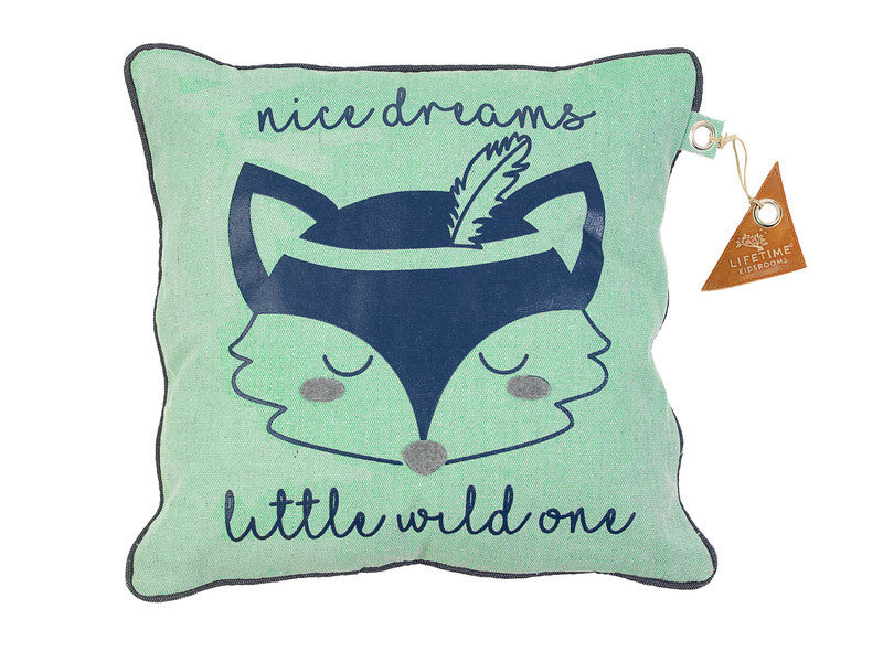 LIFETIME Square pillow Nice Dreams 45 x 45 cm