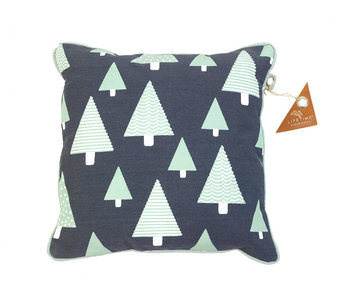 LIFETIME Square pillow Tree