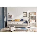 LIFETIME Carpet Wild Grey 100 x 180 cm