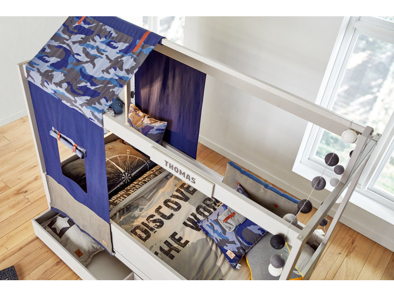 LIFETIME Bettwäsche Discover The World 135 x 200 cm