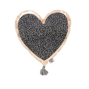 LIFETIME Heart shaped pillow Dottie