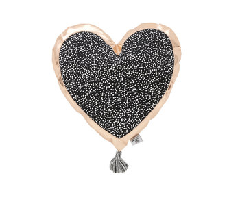 LIFETIME Heart shaped pillow Dottie