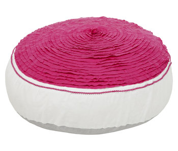 LIFETIME Round seat cushion Ibiza Bloom