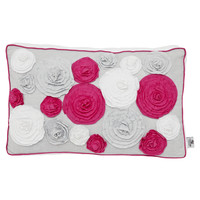 Rectangular pillow Ibiza Bloom