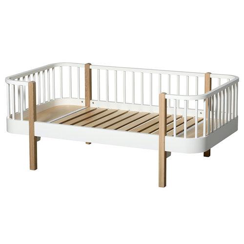 Oliver Furniture Junior bed Wood Original, white-oak
