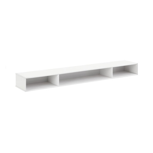 LIFETIME White storage module cabin bed