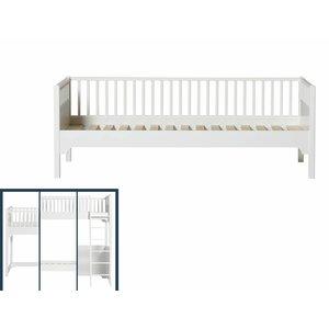 Oliver Furniture Umbau vom halbhohen Juniorbett zum Junior Bettsofa