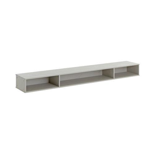 LIFETIME Storage module greywash cabin bed