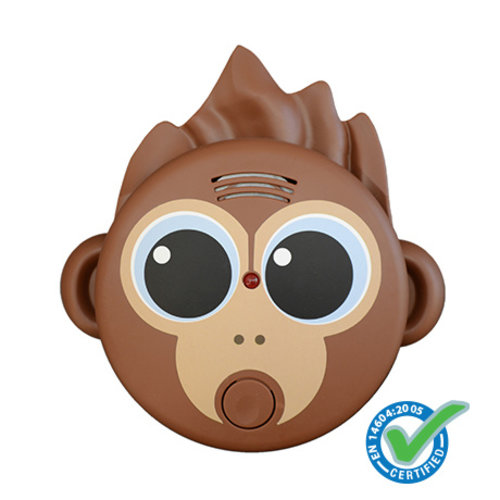 LIFETIME Smoke detector monkey