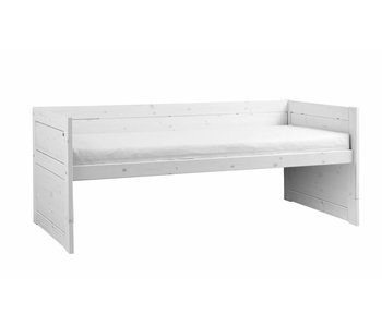 LIFETIME Cabin Bed whitewash
