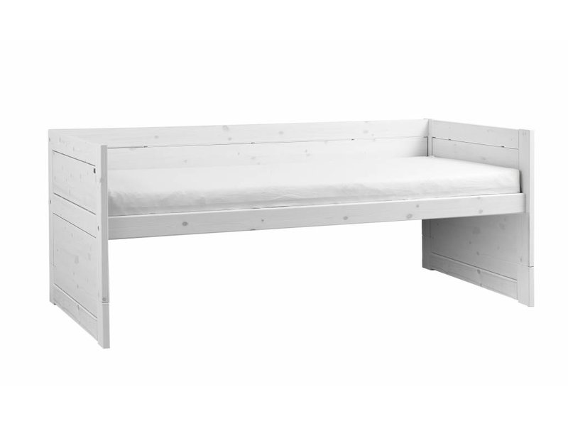 LIFETIME Cabin Bed whitewash