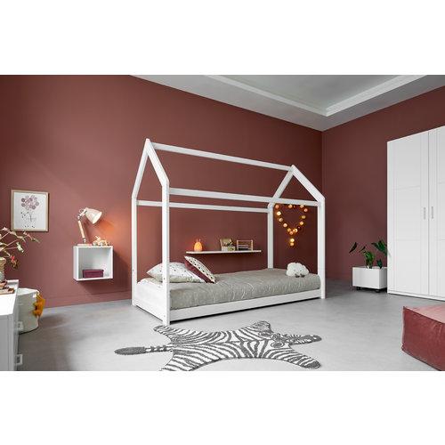 LIFETIME Lodge Bed 90 x 200 cm