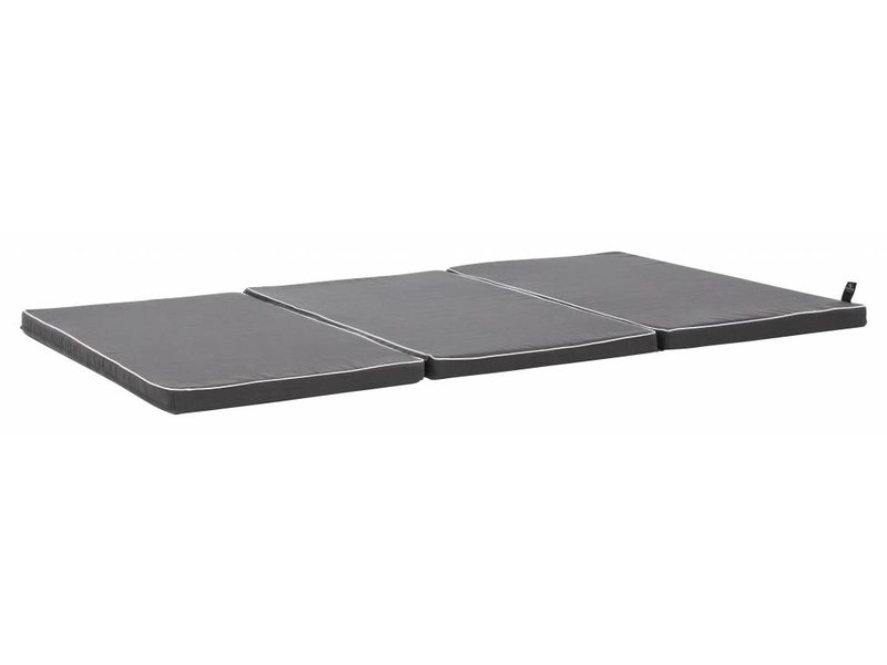 LIFETIME Halbhohes Bett Camp Canyon whitewash
