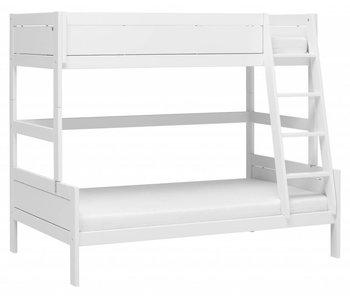 LIFETIME Bunk bed Family 90/120 x 200 white