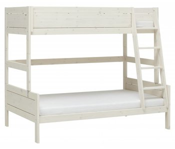 LIFETIME Bunk bed Family 90/120 x 200 whitewash