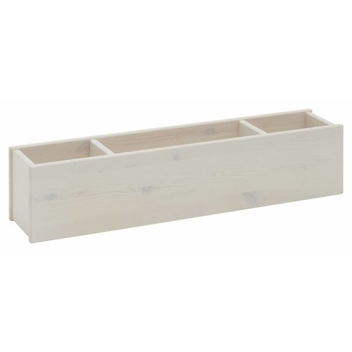 LIFETIME Bunk bed 90/120 x 200 in whitewash