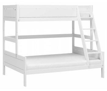 LIFETIME Bunk bed Family 90/140 x 200 white